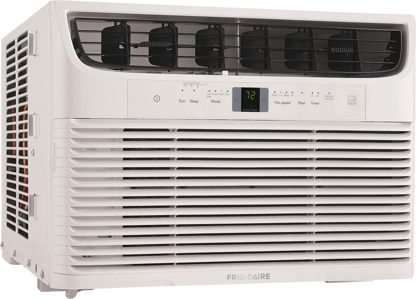 Frigidaire 12,000 BTU Window-Mounted Room Air Conditioner, FFRE123WAE