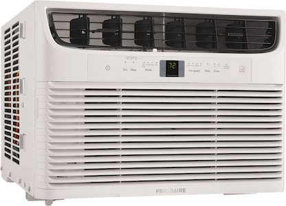 12,000 BTU Window-Mounted Room Air Conditioner White FFRE123WAE