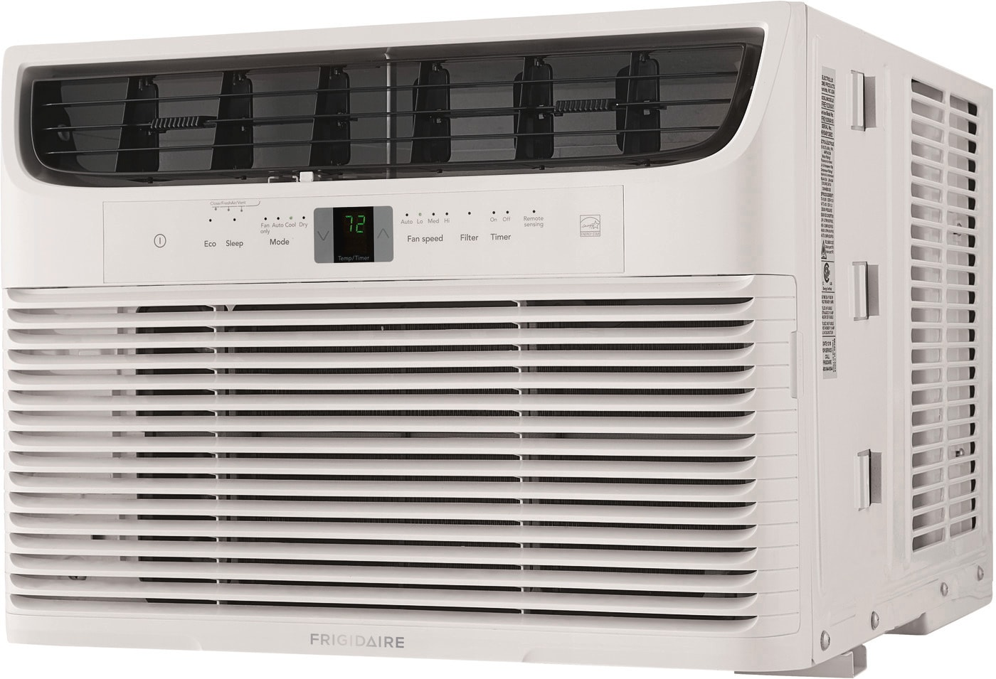 15,100 BTU Window-Mounted Room Air Conditioner White FFRE153WA1