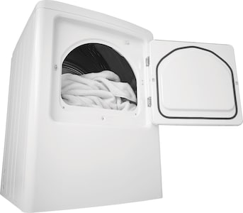 6.7 Cu. Ft. Free Standing Electric Dryer White FFRE4120SW