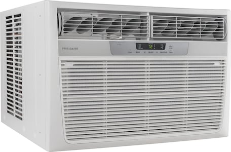 25,000 BTU Window-Mounted Room Air Conditioner with Supplemental Heat White FFRH2522R2