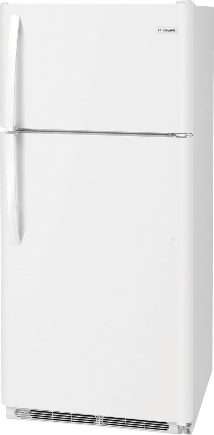 18 Cu. Ft. Top Freezer Refrigerator White FFTR1821TW