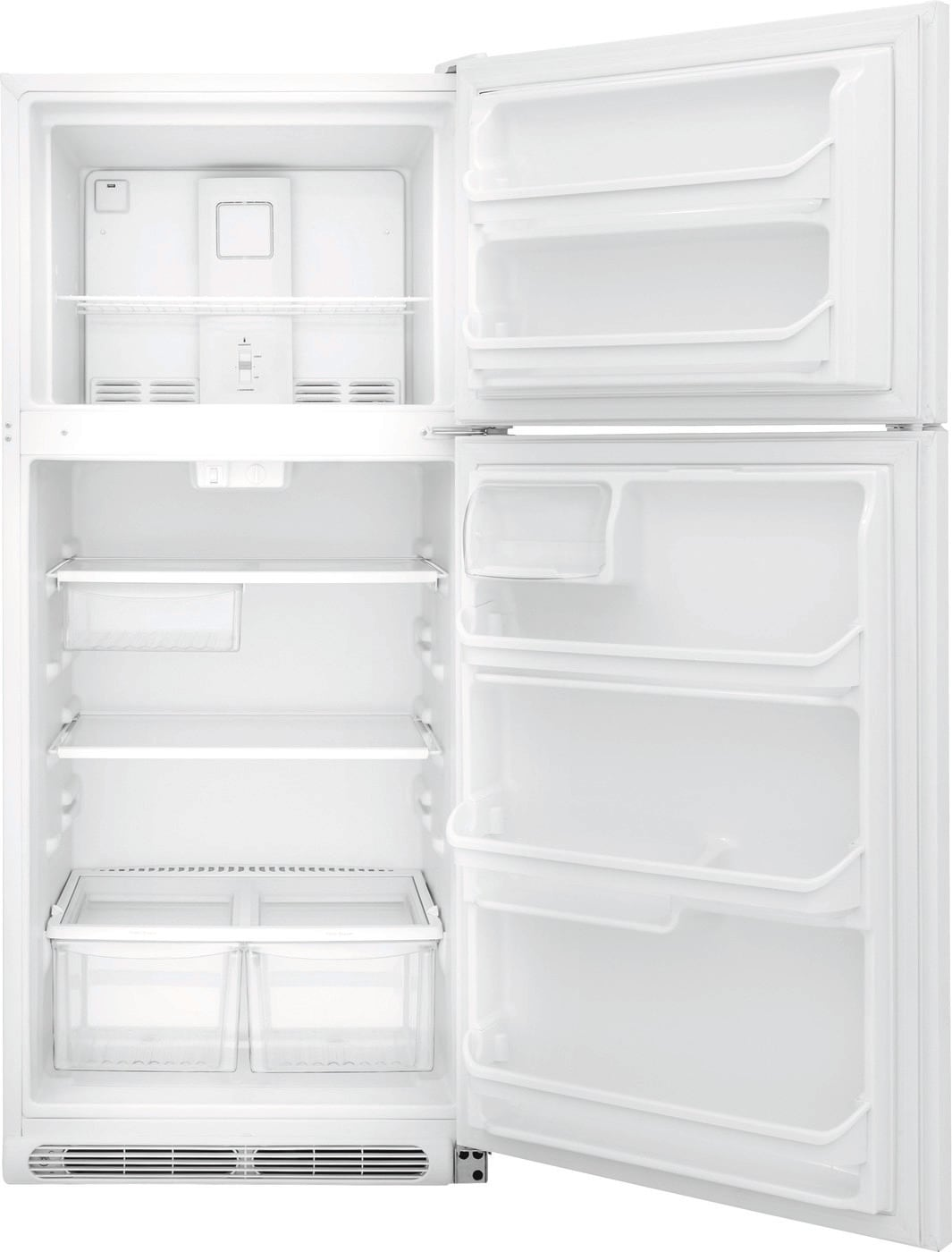 20.4 Cu. Ft. Top Freezer Refrigerator White FFTR2021TW