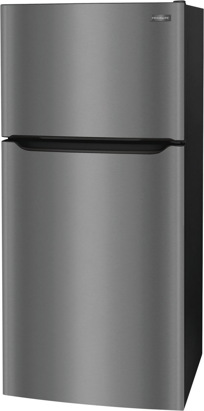 20.0 Cu. Ft. Top Freezer Refrigerator Black Stainless Steel FFHT2045VD