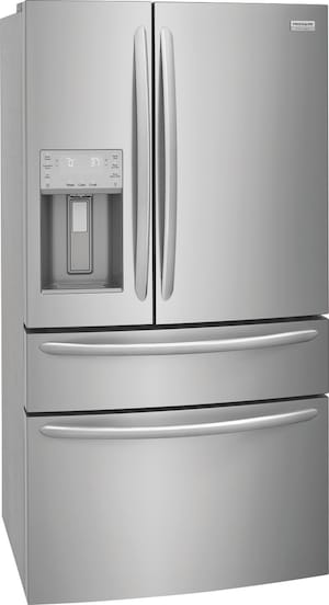 21.8 Cu. Ft. Counter-Depth 4-Door French Door Refrigerator Stainless Steel FG4H2272UF