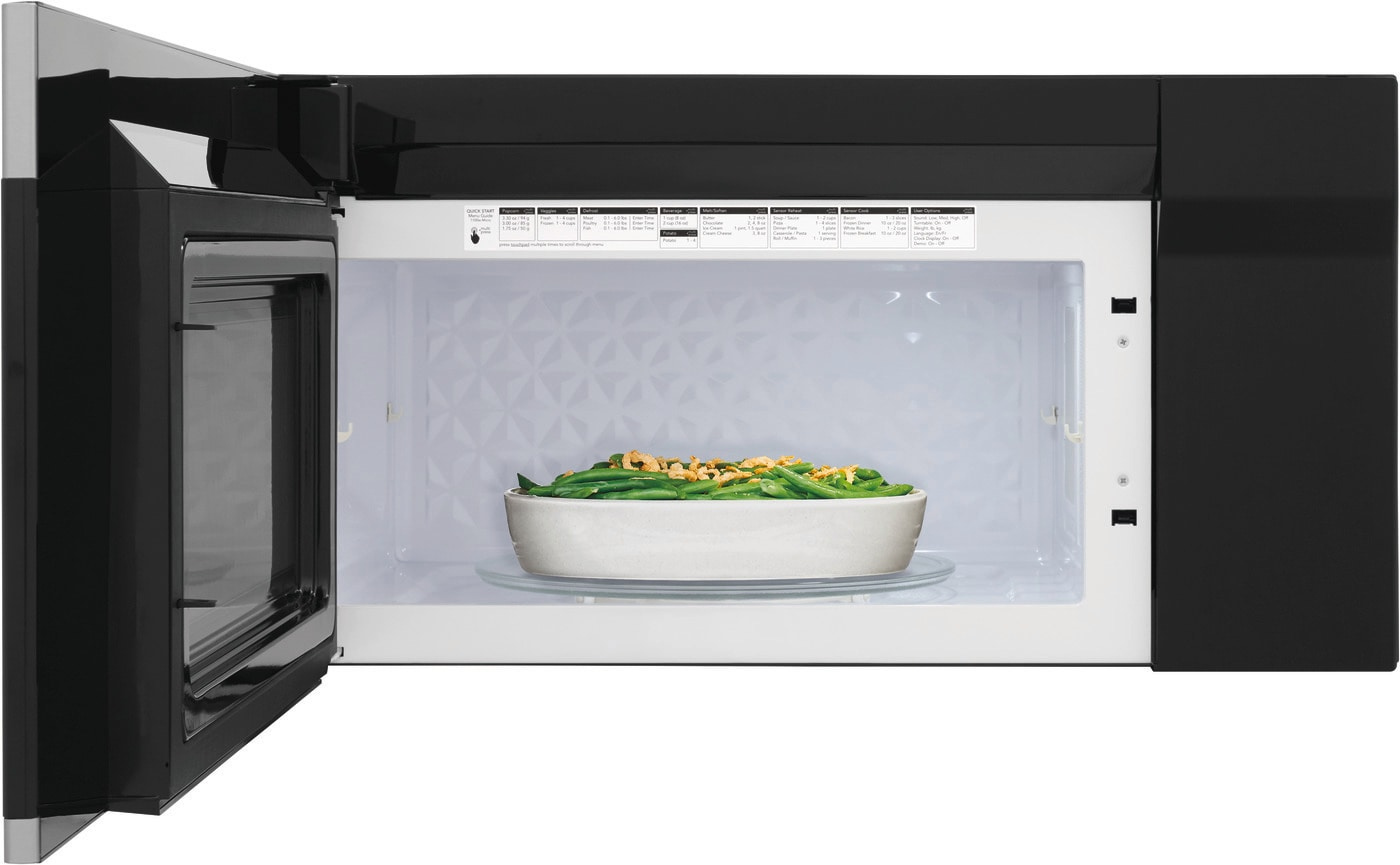 1.9 Cu. Ft. Over-The-Range Microwave Stainless Steel FGBM19WNVF
