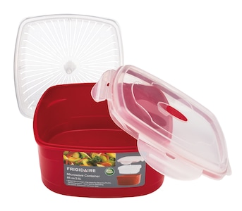 2.5L Microwave Container with Steamer Insert  FGD61117