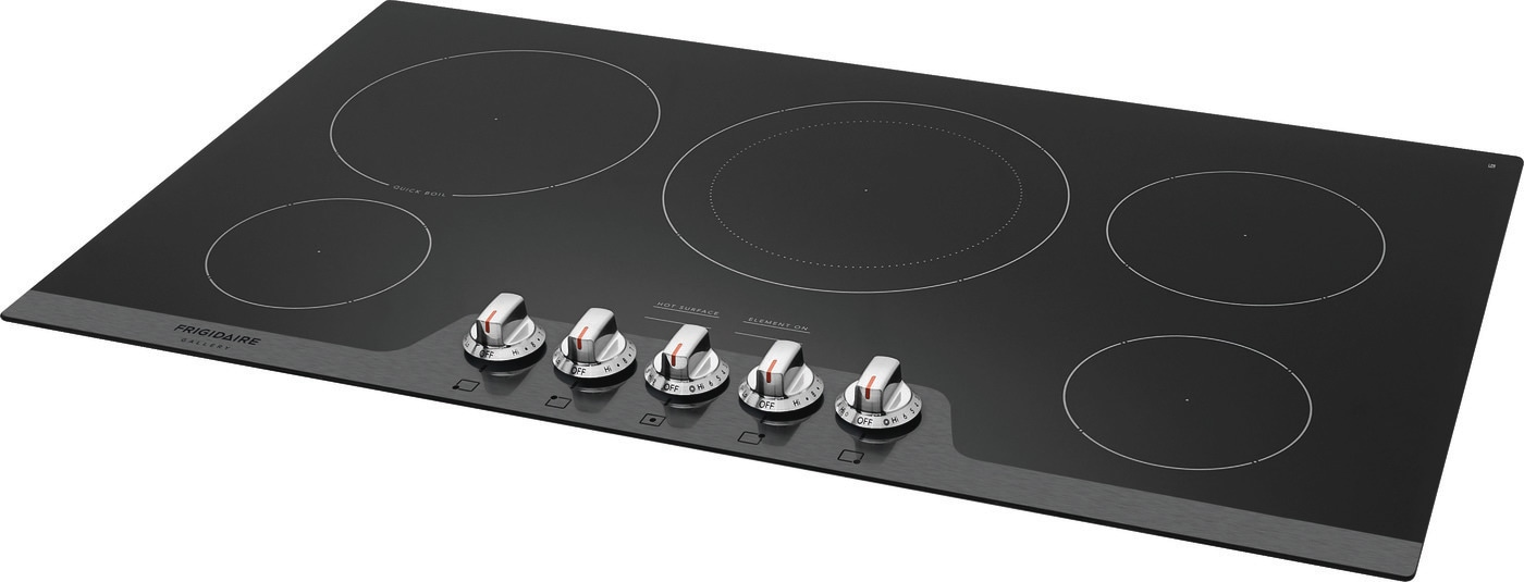"36"" Electric Cooktop Stainless Steel FGEC3648US"