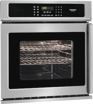 "27"" Single Electric Wall Oven Stainless Steel FGEW276SPF"