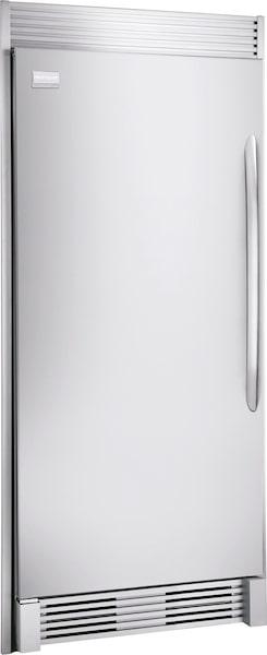 19 Cu. Ft. Single-Door Freezer Stainless Steel FGFU19F6QF
