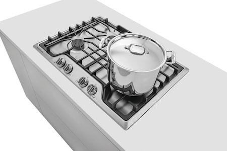 """30"""" Gas Cooktop Stainless Steel FGGC3045QS"""