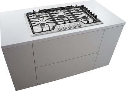 """36"""" Gas Cooktop Stainless Steel FGGC3645QS"""