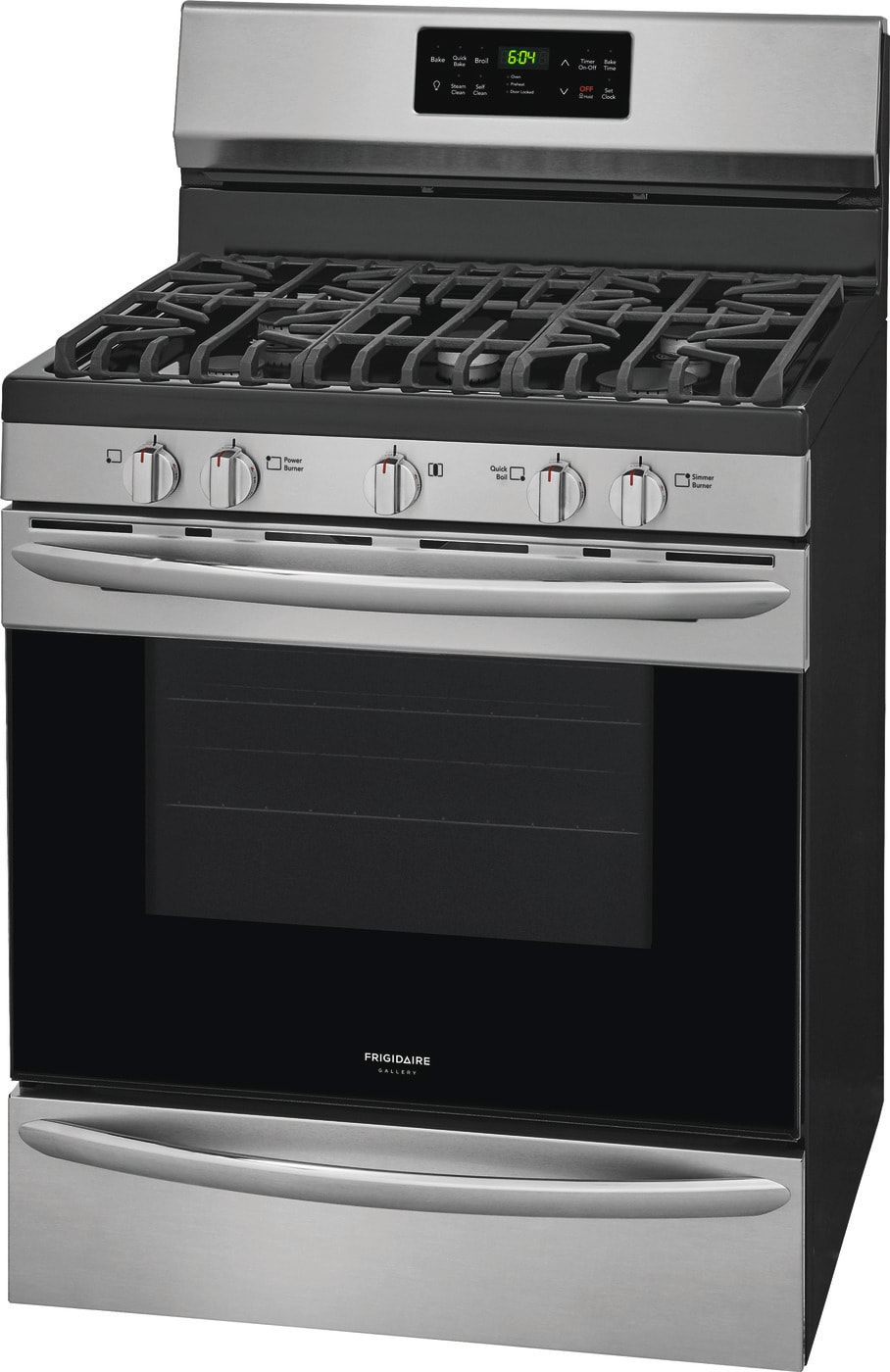 "30"" Gas Range Stainless Steel FGGF3036TF"
