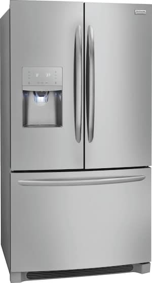 21.7 Cu. Ft. Counter-Depth French Door Refrigerator Stainless Steel FGHD2368TF