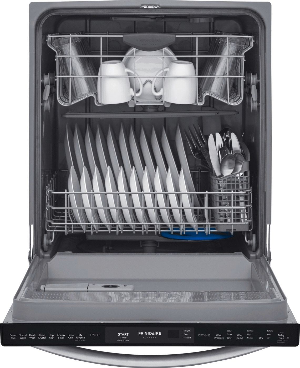"24"" Built-In Dishwasher Stainless Steel FGID2466QF"