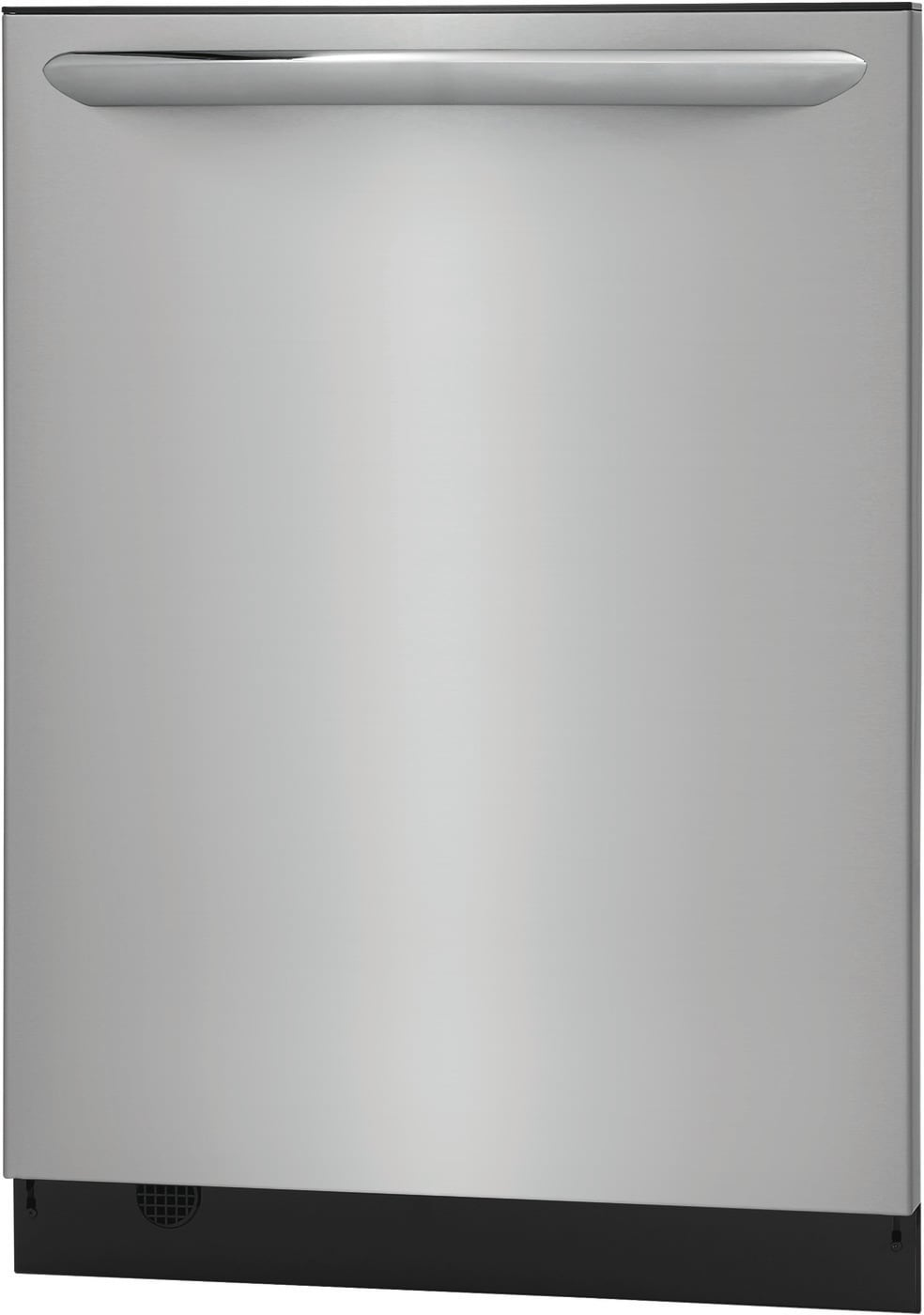 "24"" Built-In Dishwasher with Dual OrbitClean® Wash System Stainless Steel FGID2468UF"