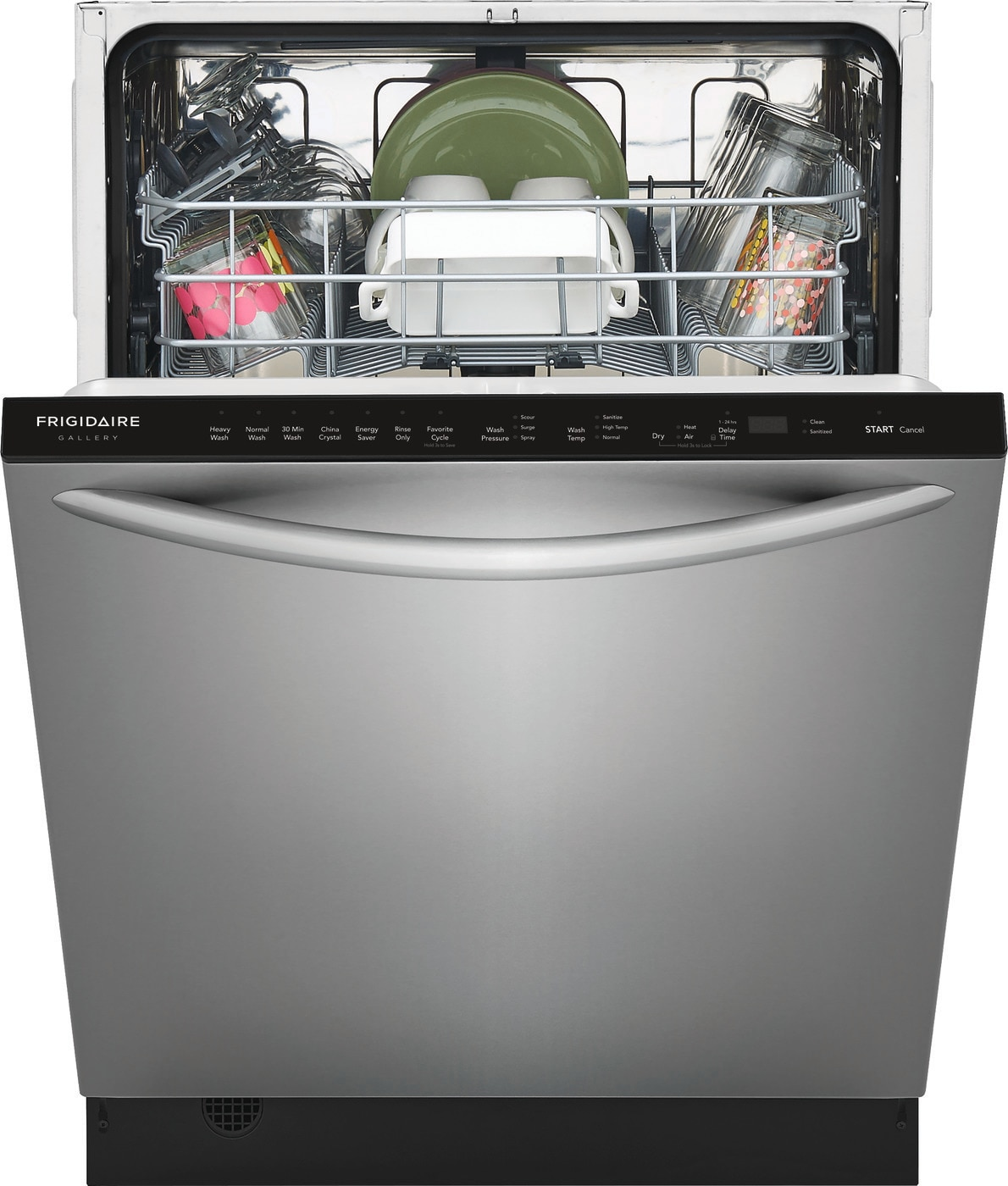 "24"" Built-In Dishwasher with EvenDry™ System Stainless Steel FGID2476SF"