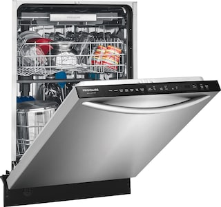 "24"" Built-In Dishwasher with EvenDry™ System Stainless Steel FGID2479SF"