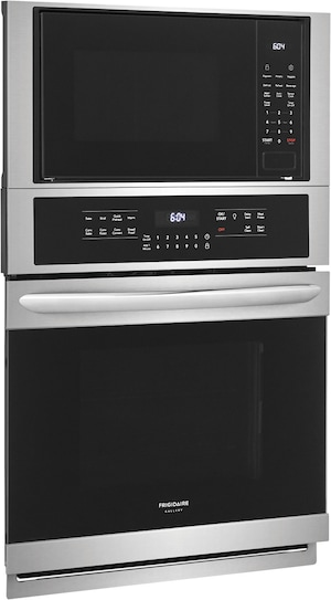"""27"""" Electric Wall Oven/Microwave Combination Stainless Steel FGMC2766UF"""