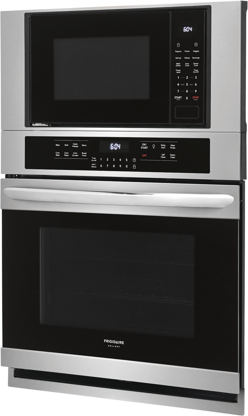 "30"" Electric Wall Oven/Microwave Combination Stainless Steel FGMC3066UF"