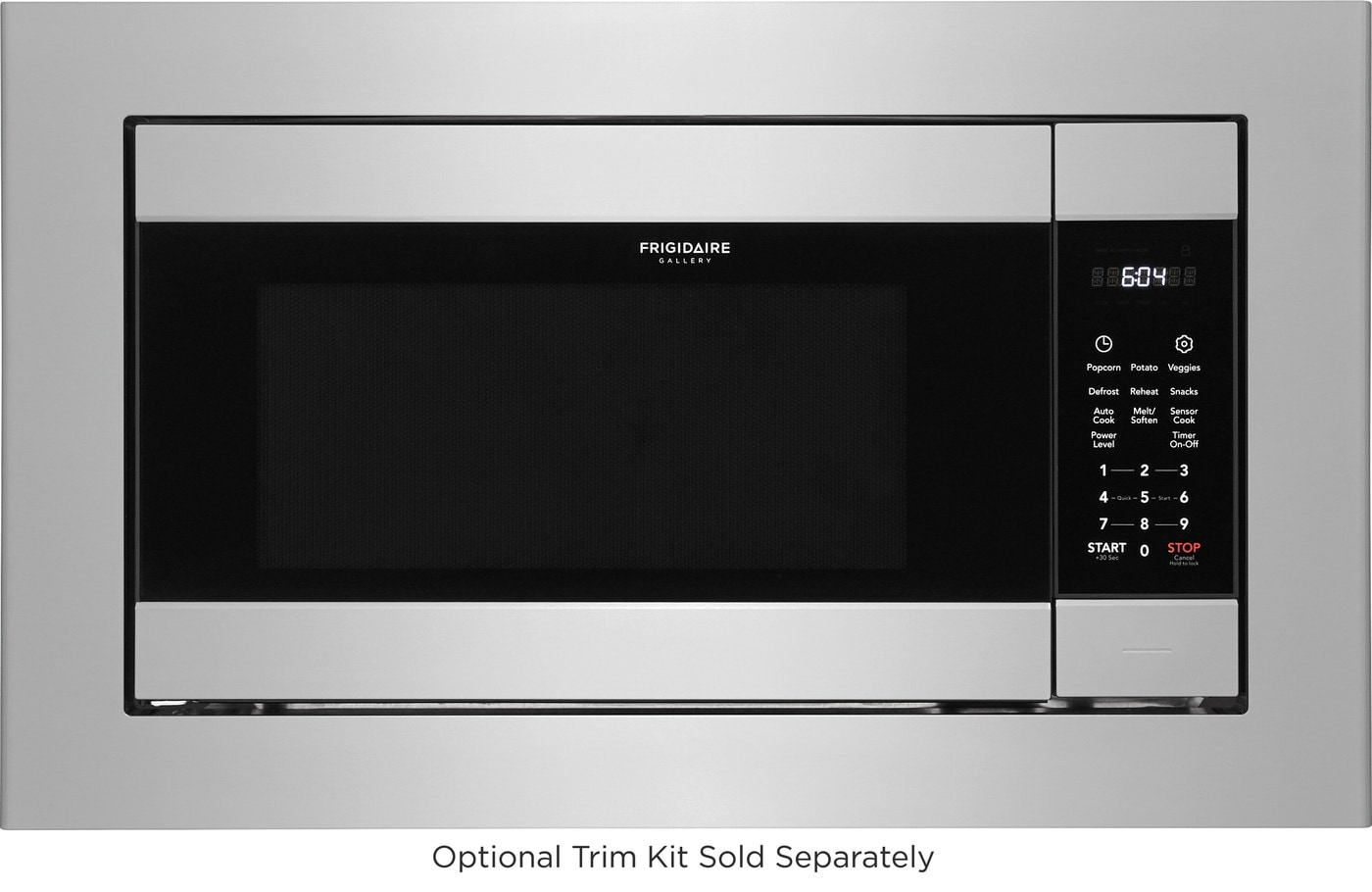 2.2 Cu. Ft. Built-In Microwave Stainless Steel FGMO226NUF