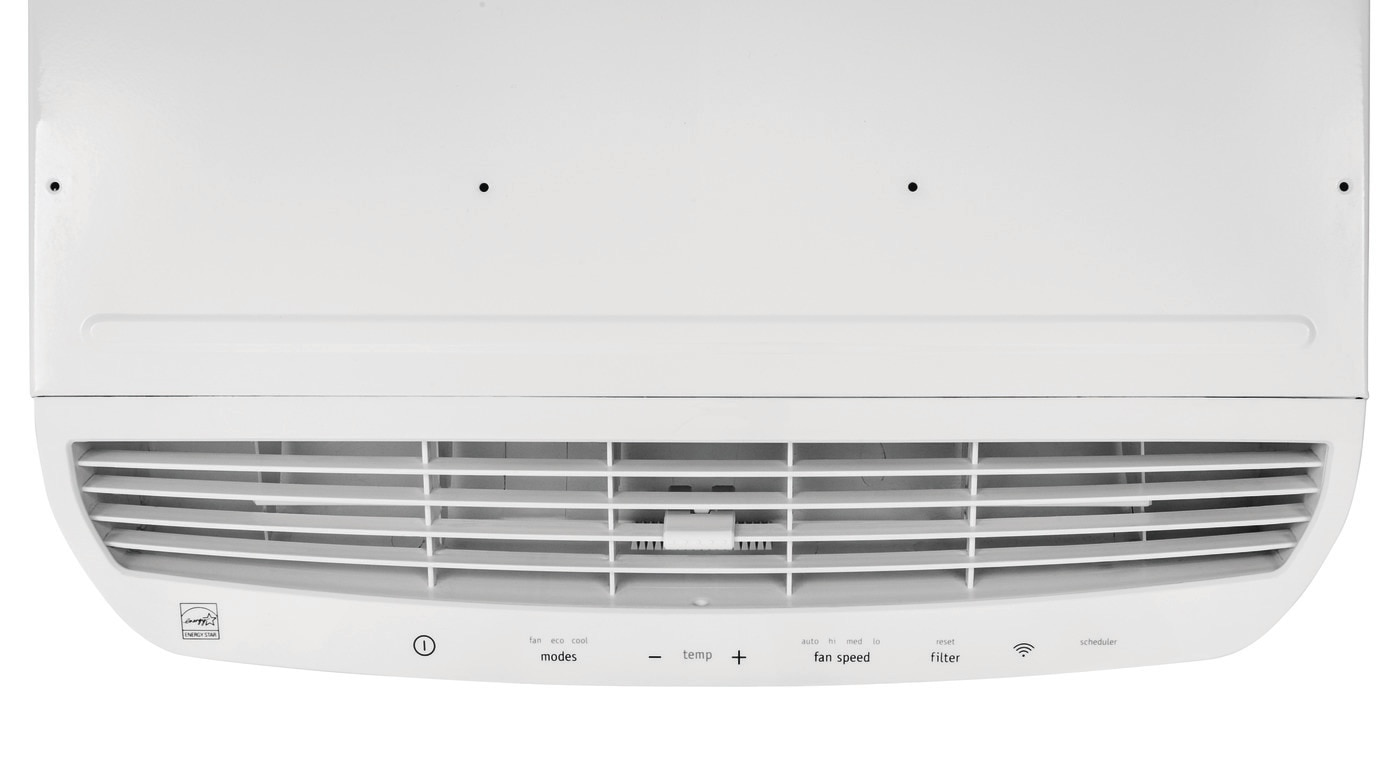 12,000 BTU Cool Connect™ Smart Room Air Conditioner with Wi-Fi Control White FGRC1244T1