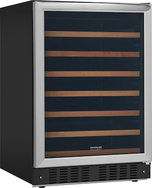 52 Bottle Wine Cooler Stainless Steel FGWC5233TS