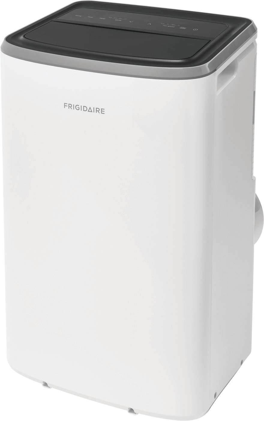 8,000 BTU Portable Room Air Conditioner with Dehumidifier Mode White FHPC082AB1