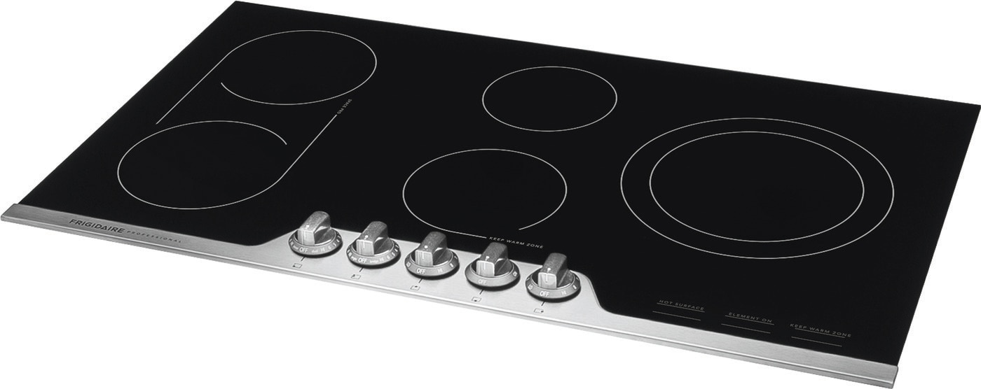 "36"" Electric Cooktop Stainless Steel FPEC3677RF"