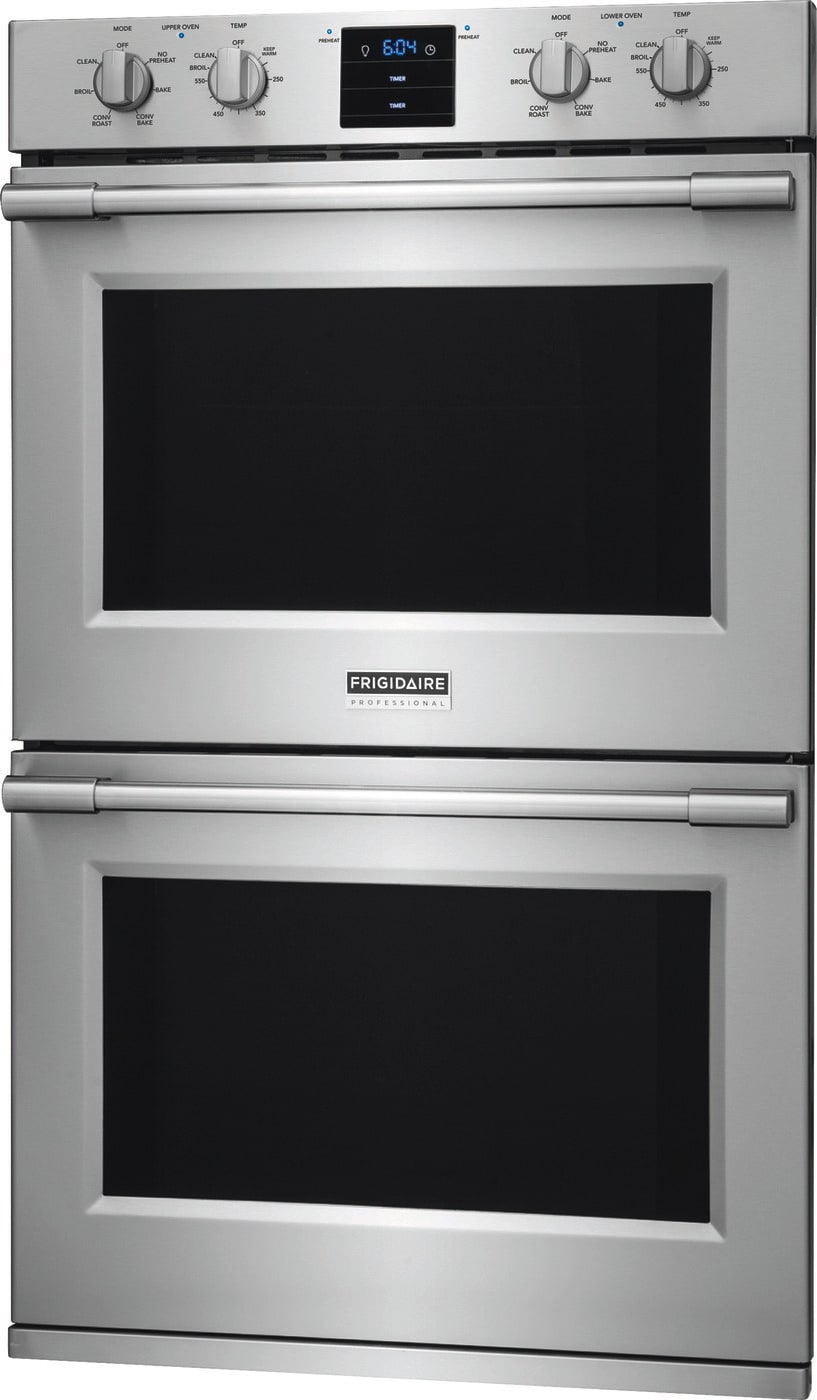 "30"" Double Electric Wall Oven Stainless Steel FPET3077RF"