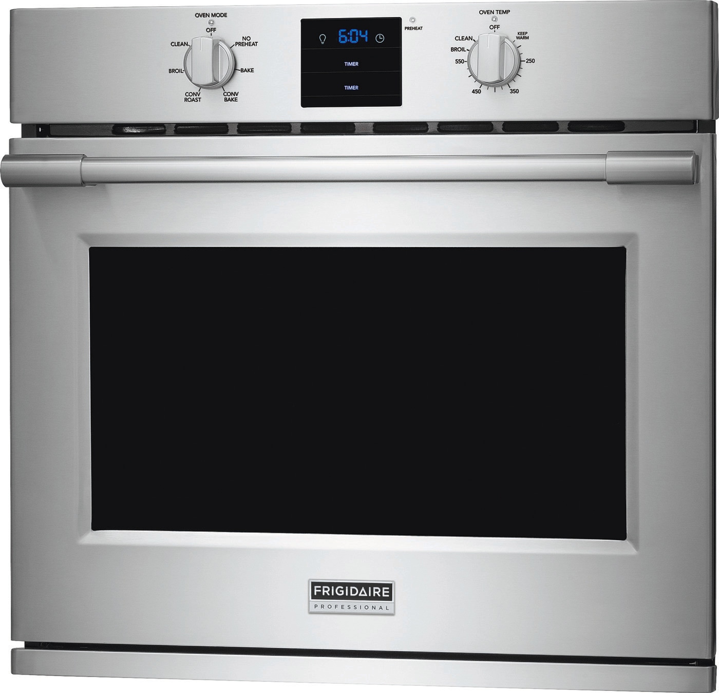 "30"" Single Electric Wall Oven Stainless Steel FPEW3077RF"