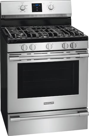 "30"" Freestanding Gas Range Stainless Steel FPGF3077QF"