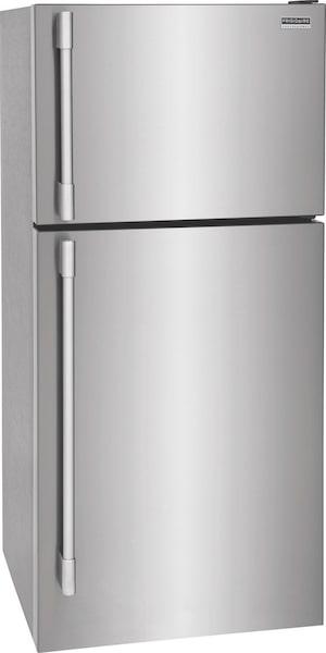 20.0 Cu. Ft. Top Freezer Refrigerator Stainless Steel FPHT2097VF