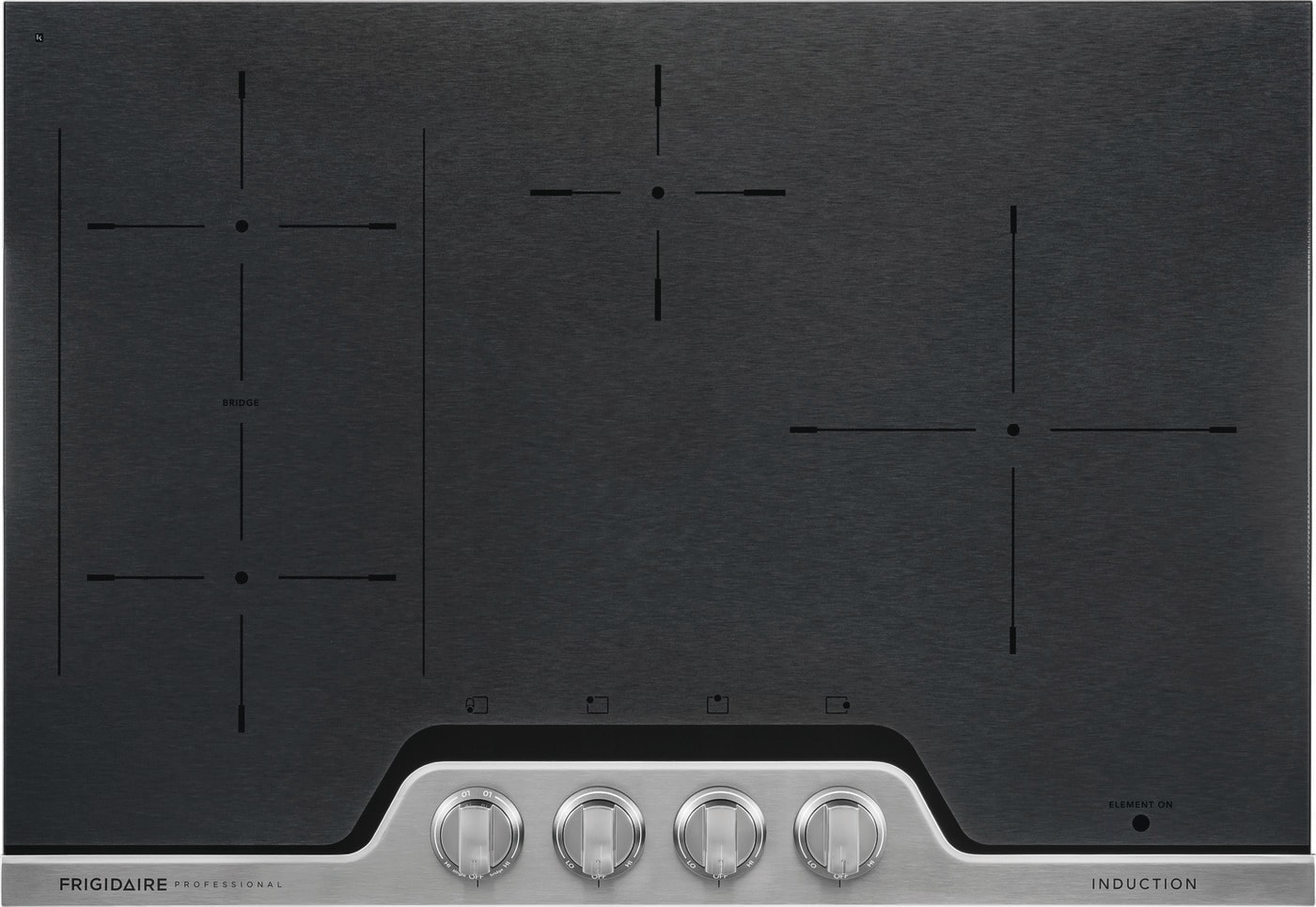 "30"" Induction Cooktop Stainless Steel FPIC3077RF"