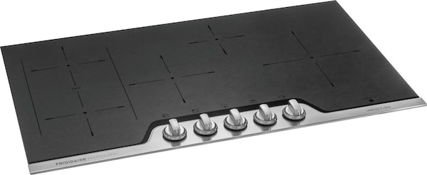 """36"""" Induction Cooktop Stainless Steel FPIC3677RF"""