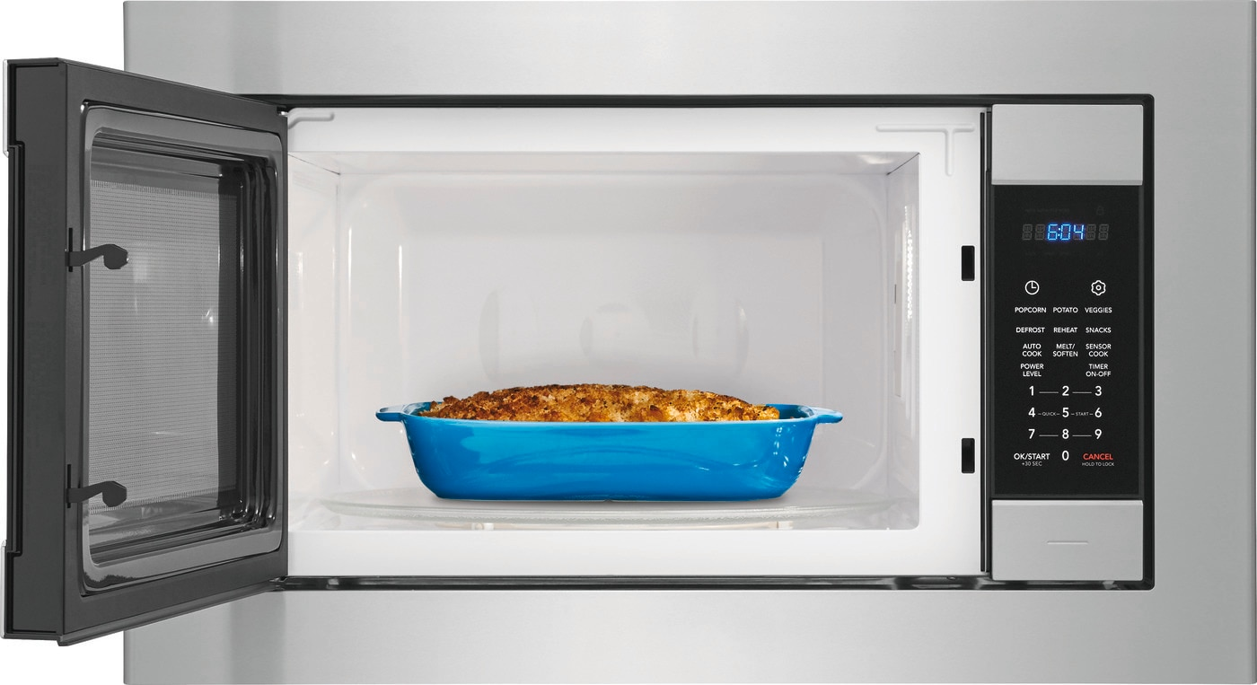 2.2 Cu. Ft. Built-In Microwave Stainless Steel FPMO227NUF