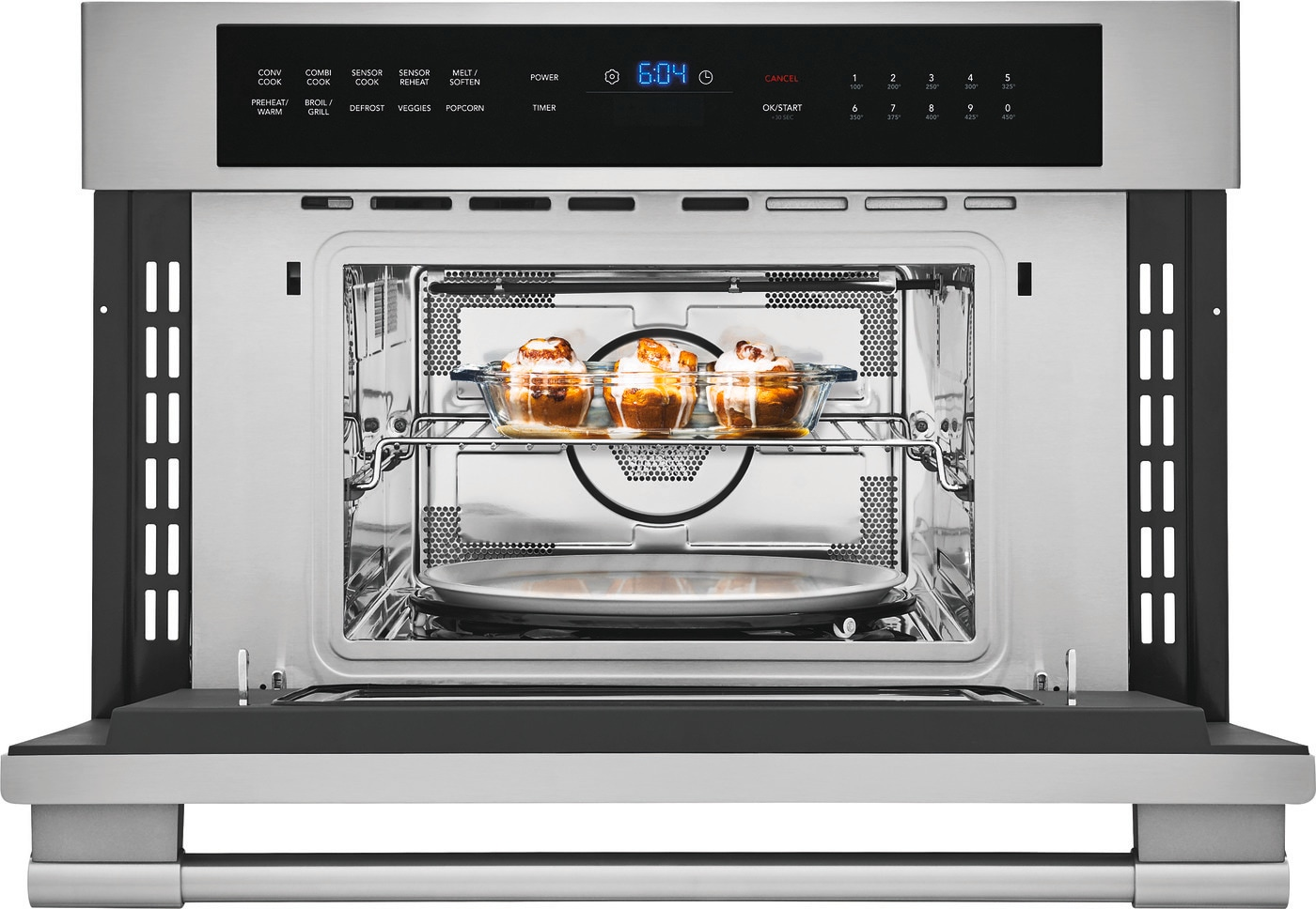 Built In Convection Microwave Oven With