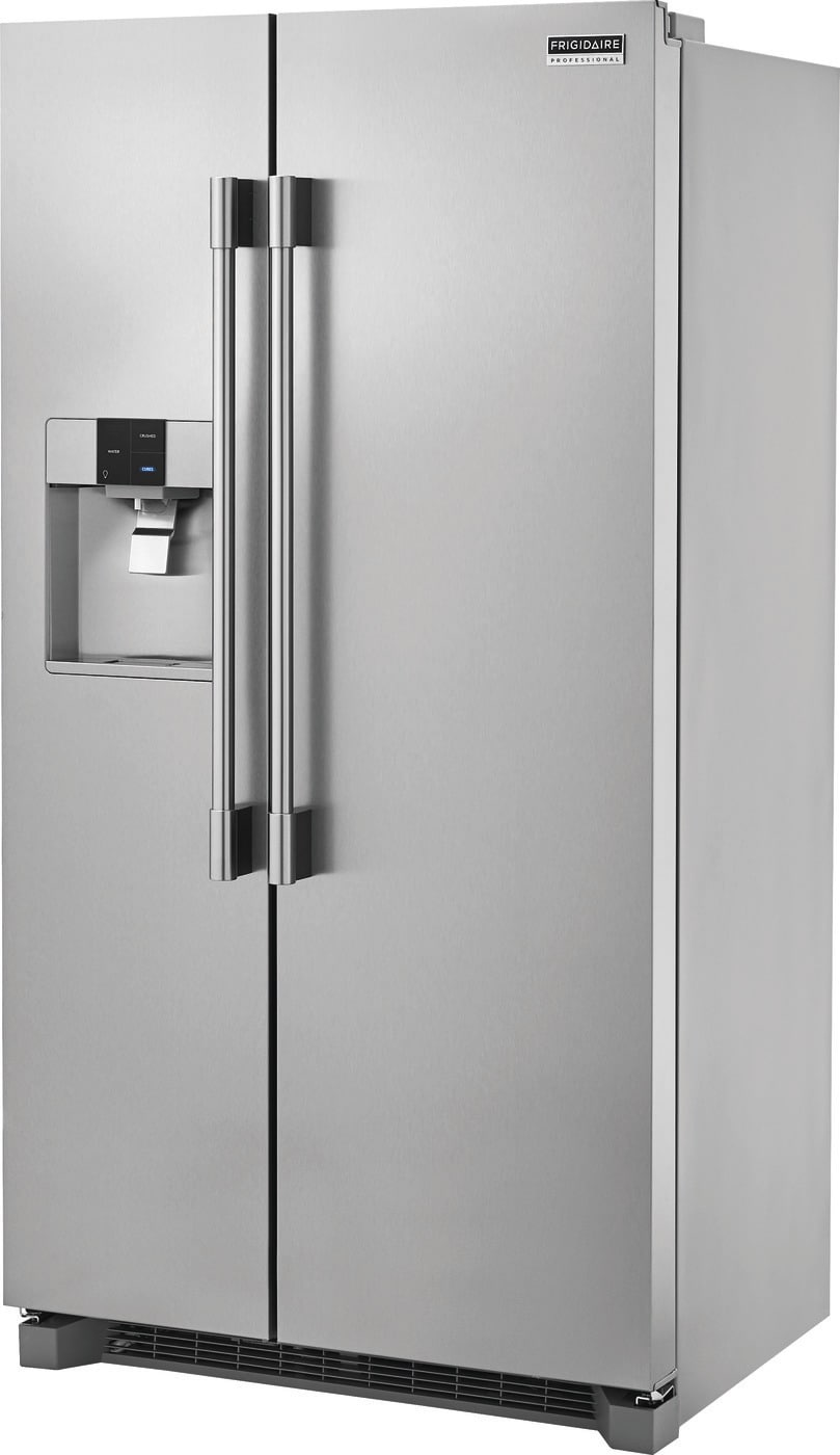 22.0 Cu. Ft. Counter-Depth Side-by-Side Refrigerator Stainless Steel FPSC2278UF
