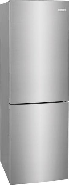 11.5 Cu. Ft. Bottom Freezer Refrigerator Brushed Steel FRBG1224AV