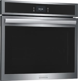 """30"""" Single Electric Wall Oven with Total Convection Stainless Steel GCWS3067AF"""