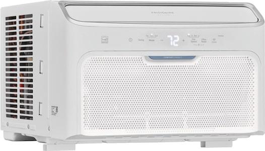 8,000 BTU Inverter Quiet Temp Smart Room Air Conditioner White GHWQ083WC1
