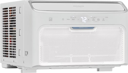 10,000 BTU Inverter Quiet Temp Smart Room Air Conditioner White GHWQ103WC1