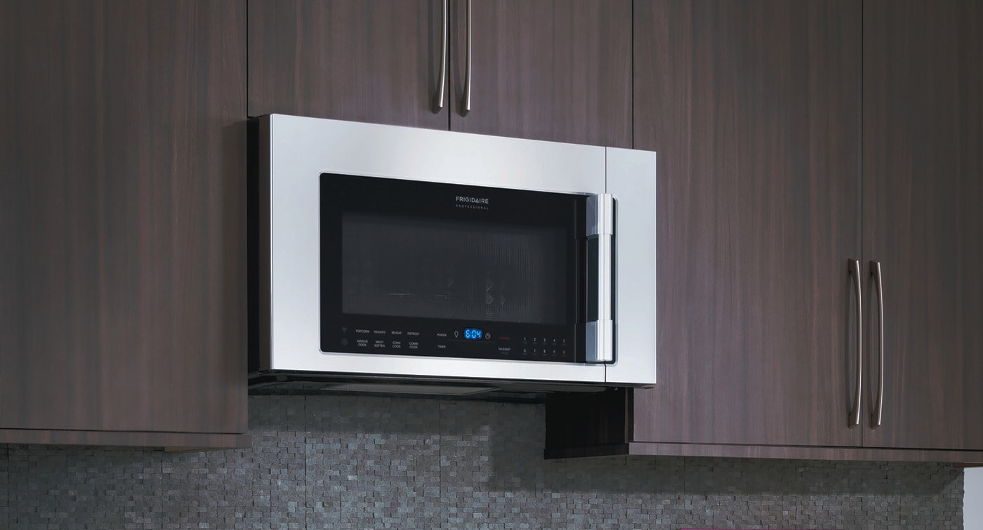 1.8 Cu. Ft. 2-In-1 Over-The-Range Convection Microwave Stainless Steel FPBM3077RF